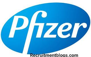 Medical Representative At  Pfizer- Alex