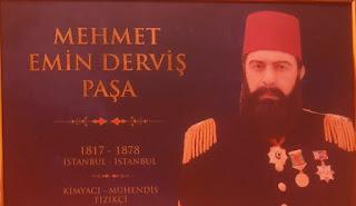 Mehmet Emin Derviş Paşa Çalışmaları ve Bilime Katkıları