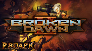 Broken Dawn 2 HD Apk v1.1.2 Mod (Unlimited Ammo)