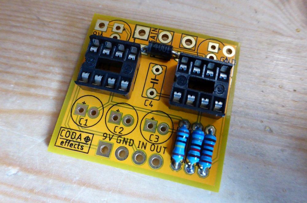 socket soldering