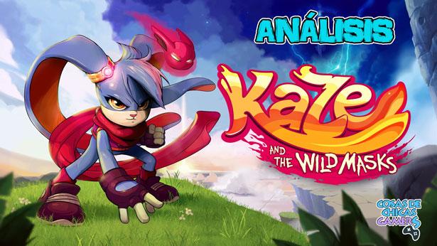 Análisis de Kaze and the Wild Mask para PS4
