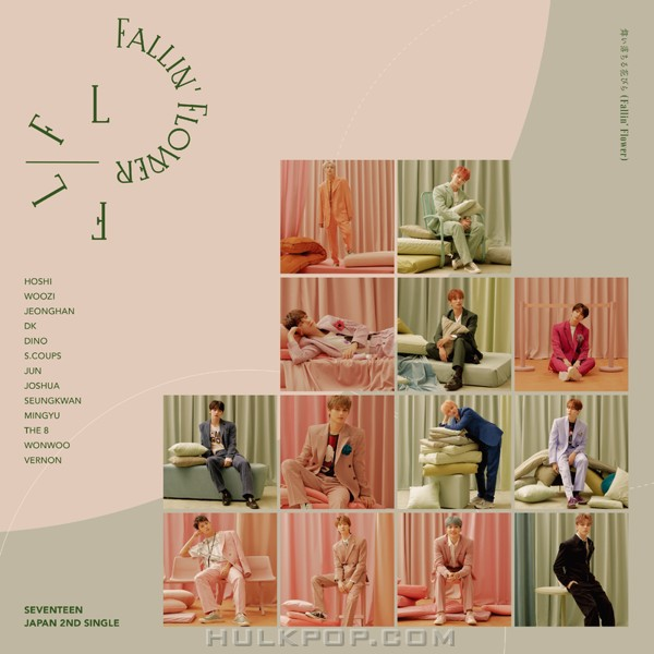SEVENTEEN – Fallin' Flower – Single (ITUNES PLUS AAC M4A)
