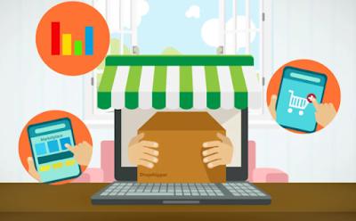 Menjalankan Bisnis Online Shop