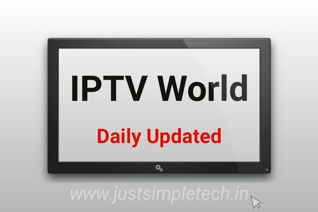 Download Free IPTV M3U World Channels List Free Daily IPTV