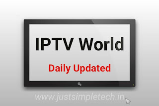 Download Free IPTV M3U World Channels List Free Daily IPTV