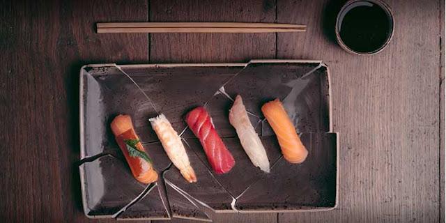 Côté sushi Lyon 6 Vitton