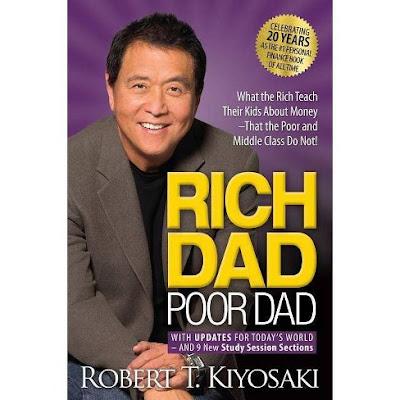 Rich Dad Poor Dad (Robert Kiyosaki)