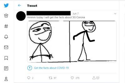 twitter 5G