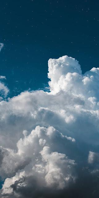Mây trắng đẹp tuyệt trần
