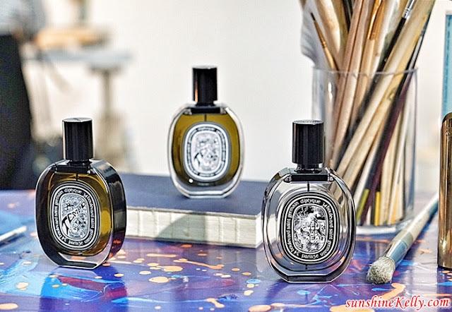 Diptyque 50th Anniversary, Diptyque Tempo, Diptyque Fleur De Peau, Diptyque L'Eau, Diptyque Fragrances, Diptyque Malaysia, Diptyque