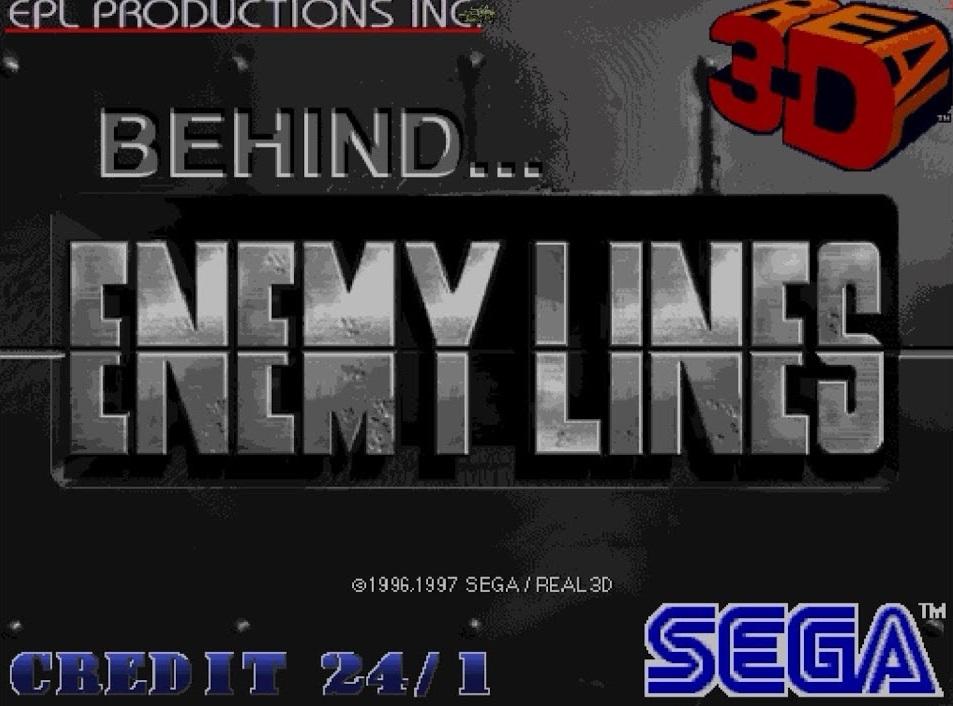 Behind Enemy Lines ROM