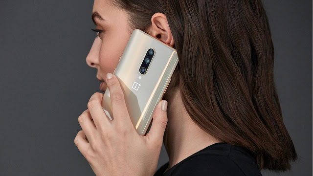 OnePlus 7 Pro with new Almond color option to be available soon