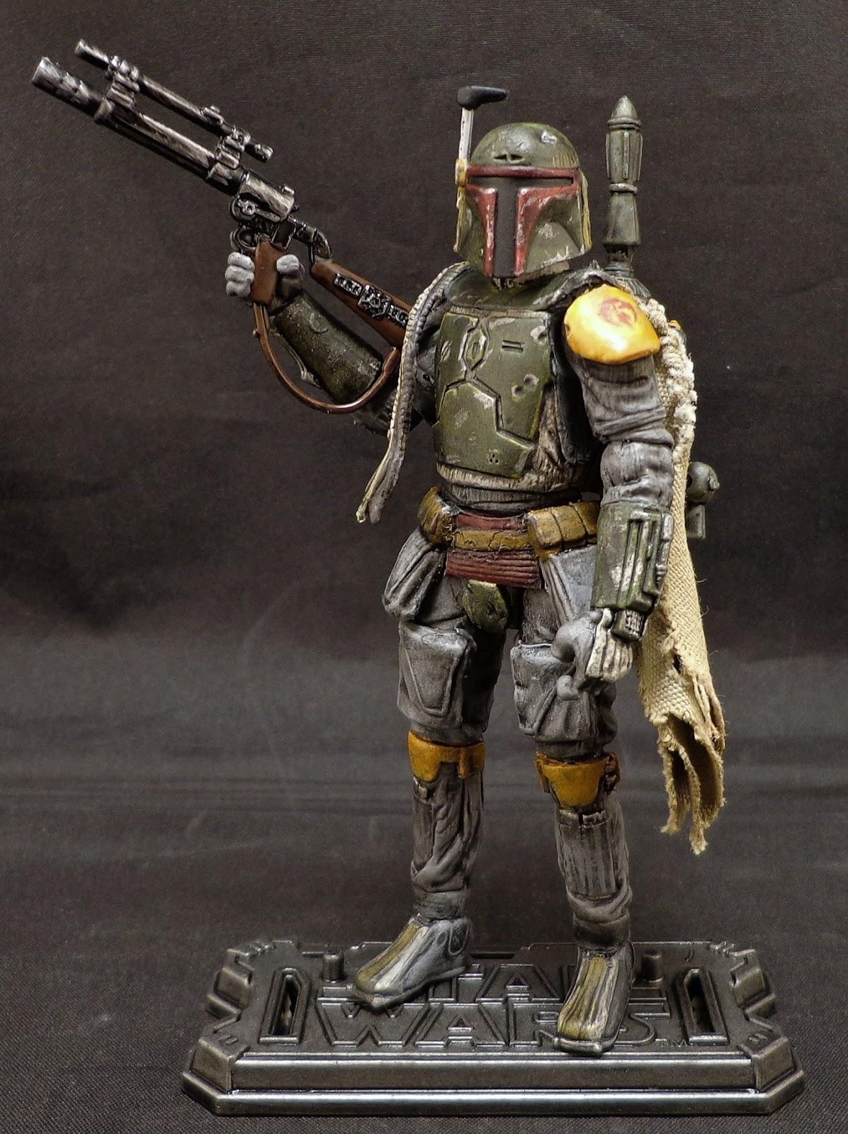 Stronox Custom Figures Star Wars Boba Fett