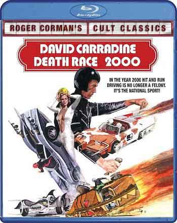 Death Race 2000 (1975) 480p 250MB Dual Audio [Hindi - English]
