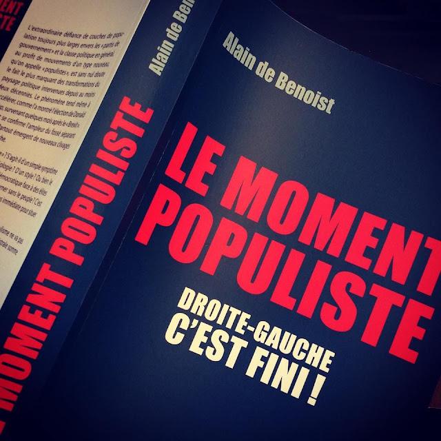 Le moment populiste, droite gauche