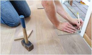 Flooring, a must for home improvements to make before you move in