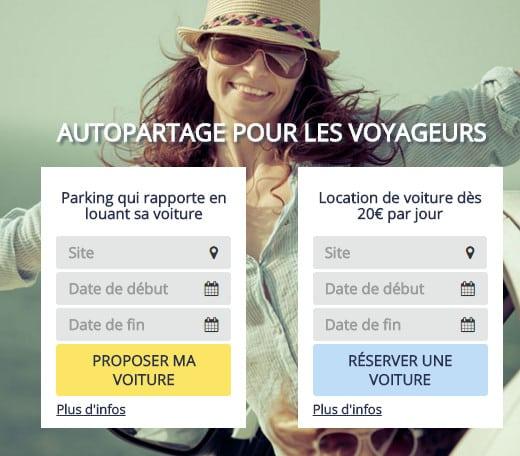 Gagnez jusqu'à 250€ par mois : Louant votre voiture