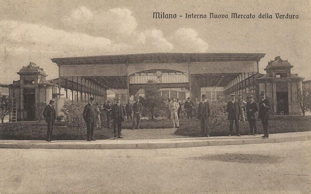 Storie di milano il verziere - Stazione porta vittoria milano ...