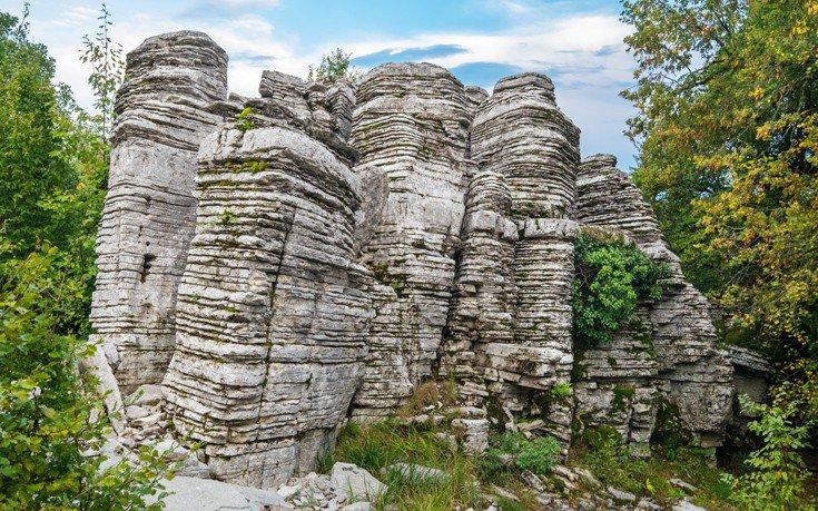 Σύνολο ισοχρονίων βράχων