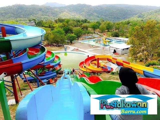 Diana Waterpark Jadi Destinasi Wisata Baru di Kabupaten Barru yang Wajib Kamu Kunjungi