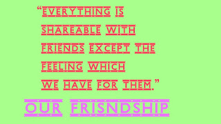 Shareable friendship quotes