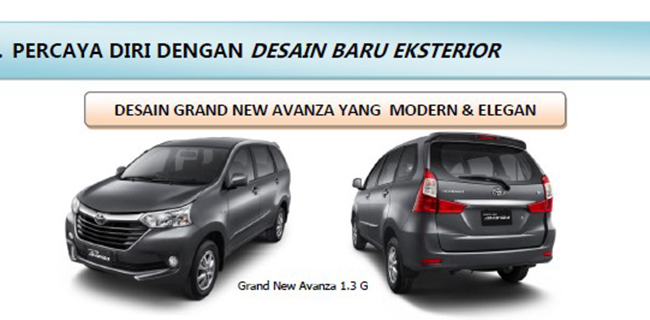 grand new avanza veloz 1.5 basic technoid official price list toyota lowest fall on 1 3 e type manual transmission while the most expensive at 5