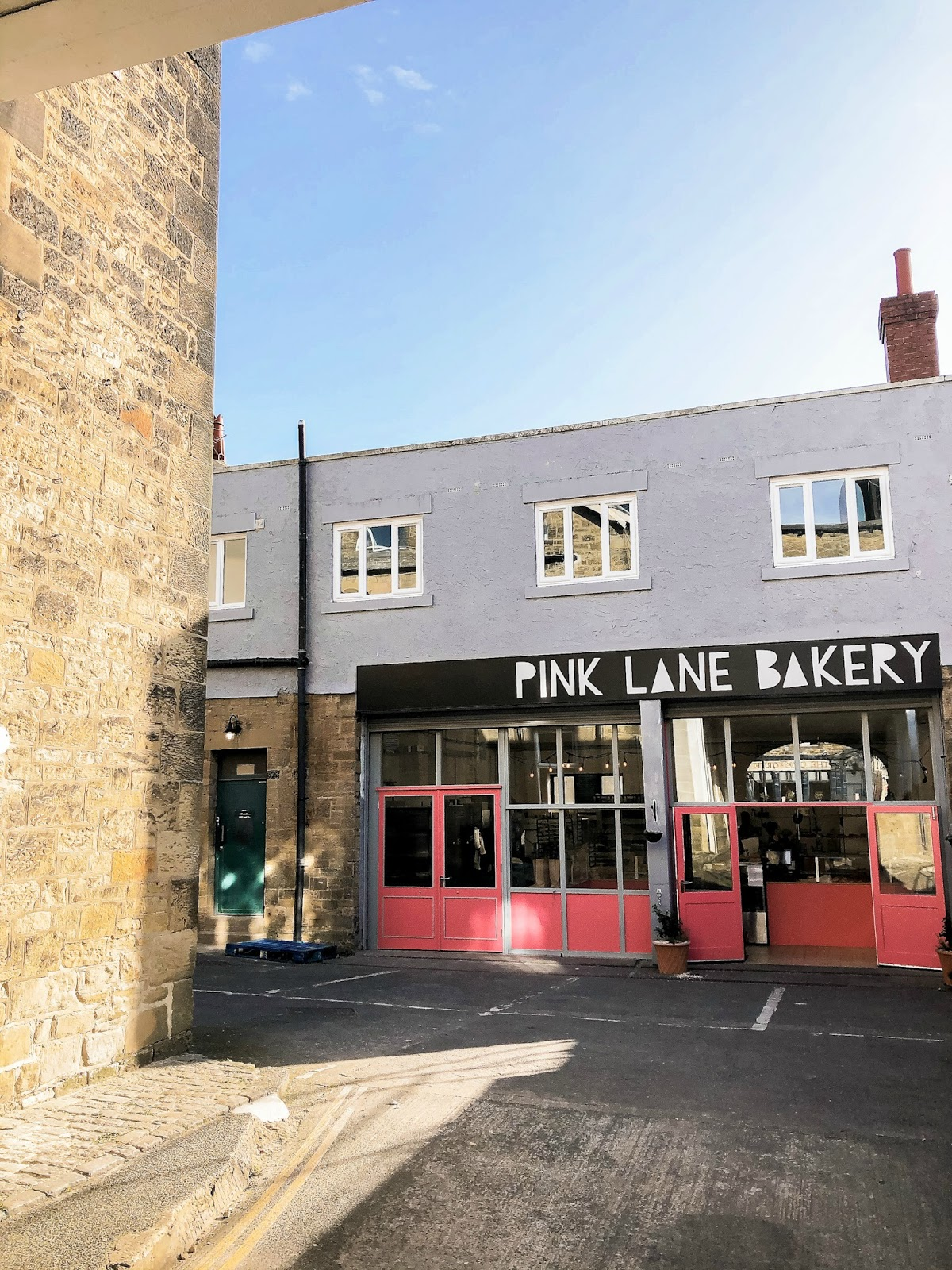 April Days - Pink Lane Bakery
