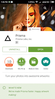 Download the prisma