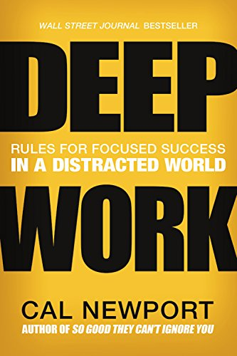 Deep Work by Cal Newport Ebook Download