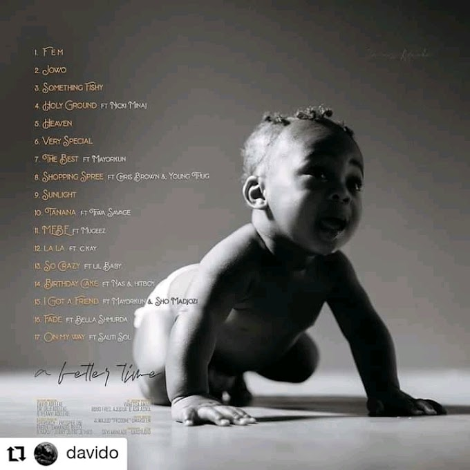 Music: Davido Ft. Bella Shmurda  – Fade Mp3 Download