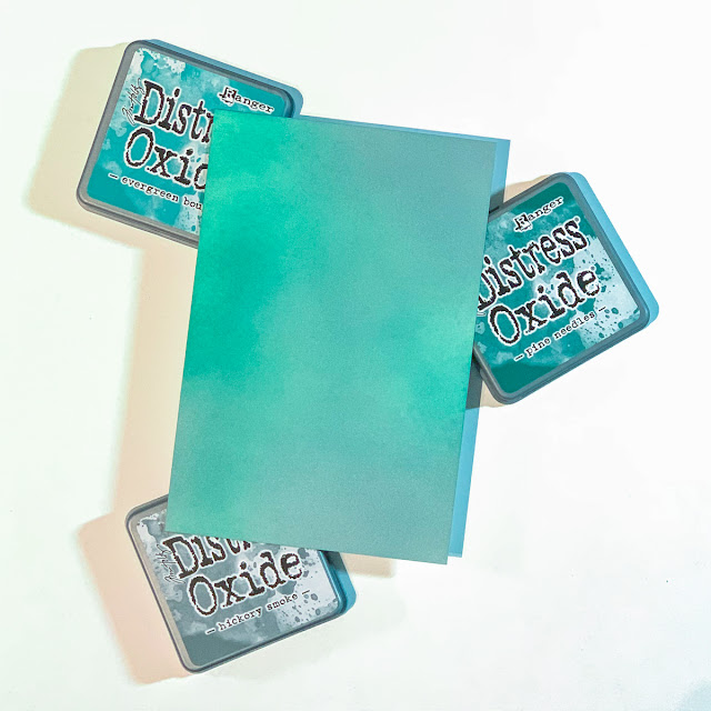 Quietfire Design / Creative Scrapbooker Superstock / Ranger Distress Oxide Inks