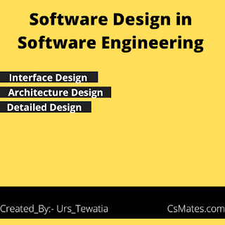 software design in software engineering
