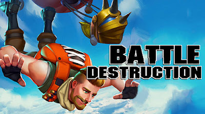 Battle Destruction Mod v1.0.4 Apk Unlimited Money