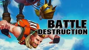 Battle Destruction Mod v1.0.4 Apk For Android Unlimited Money
