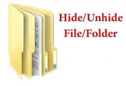 कंप्यूटर में Folder or File hide कैसे करे