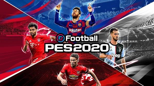 Descargar eFootball PES 2020 APK Para Android