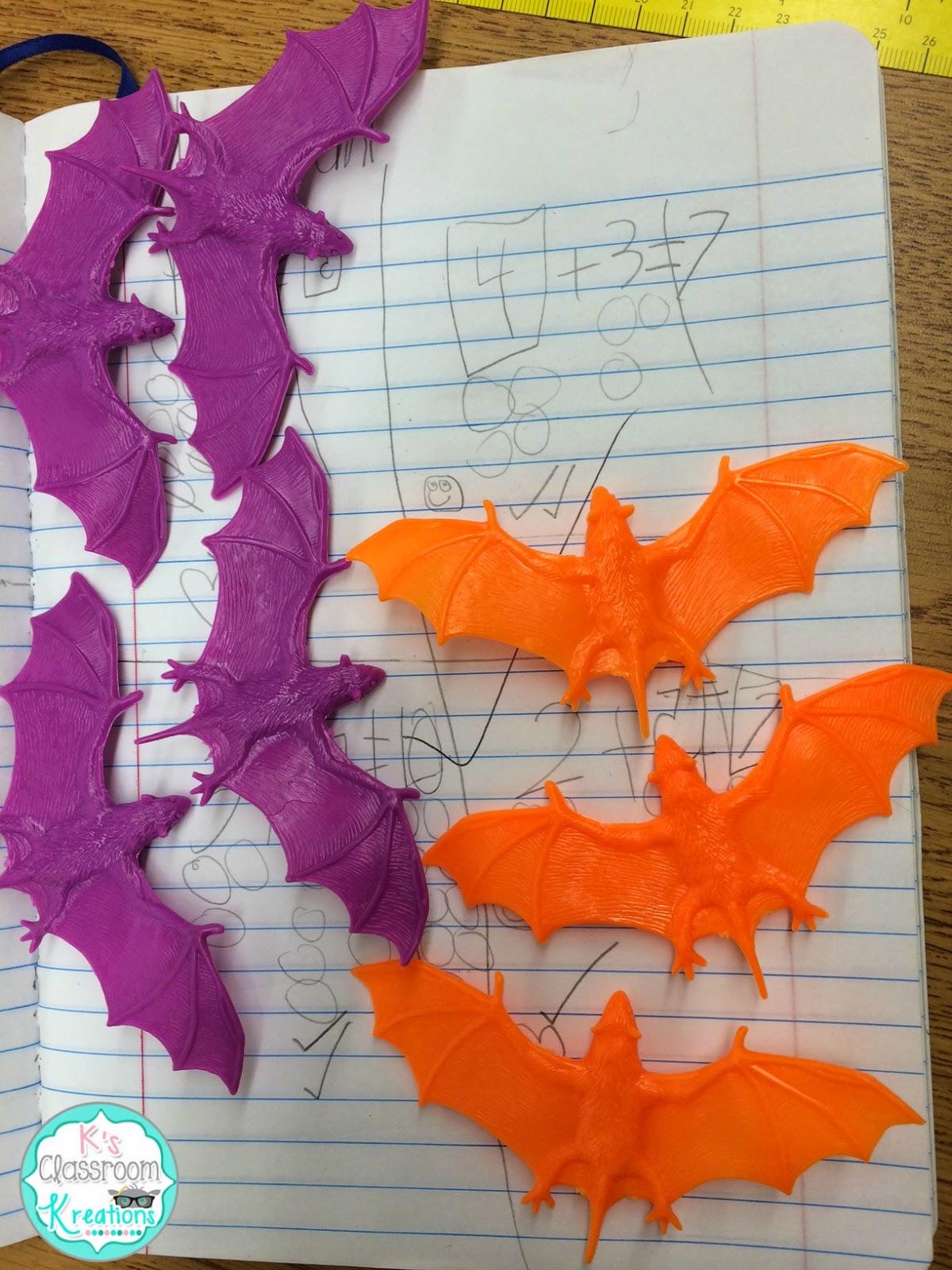 1st Grade Halloween Ideas