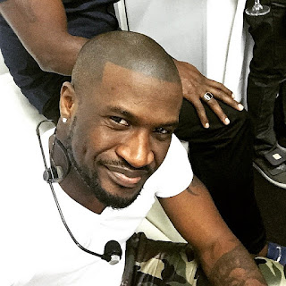 Peter Okoye aka Mr P