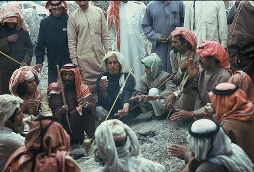 pergaulan orang arab bersama nabi muhammad saw