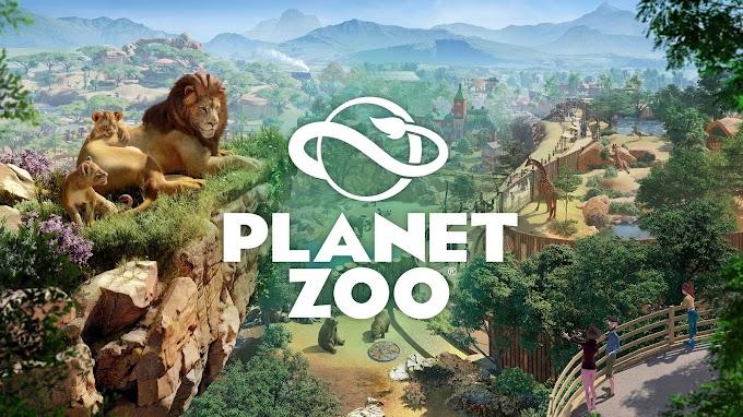 Planet Zoo تحميل مجانا
