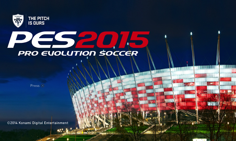 Game PES 2015 For Android APK + Data Android Terbaru