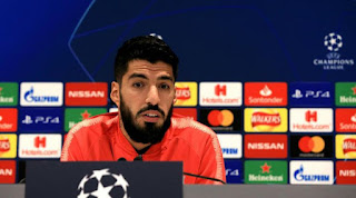 Suarez admits Liverpool impact on his career ahead of Tuesday clash at Anfield