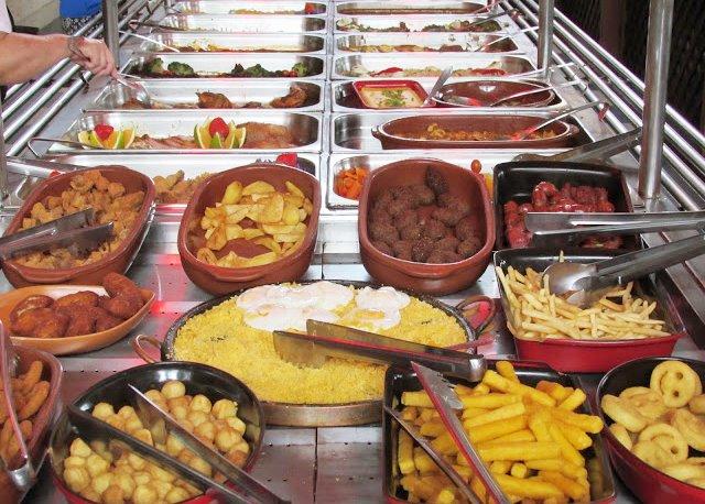 Onde comer em Congonhas - MG: Restaurante Estância Real