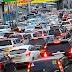 Опубликован рейтинг городов с самыми долгими автомобильными пробками