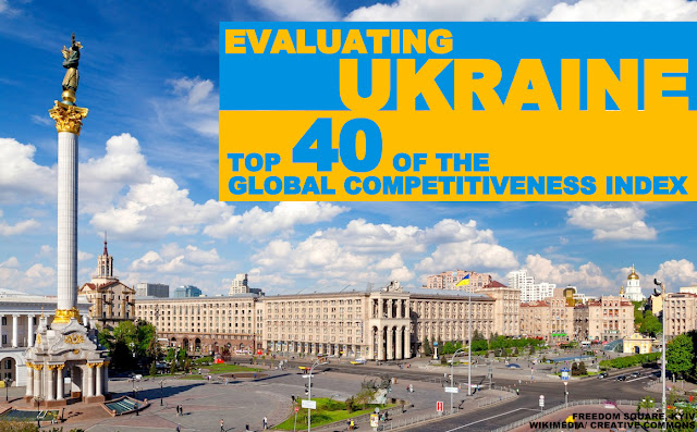 B&E | Evaluating Ukraine: Top-40 of the Global Competitiveness Index