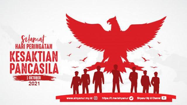 www,sinyanur.my.id Gratis Tinggal Pasang Twibbon Hari Kesaktian Pancasila 1 Oktober 2021