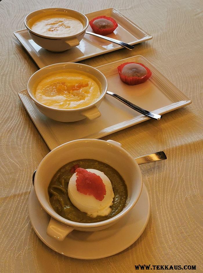 Yue Sheraton PJ Menu Desserts