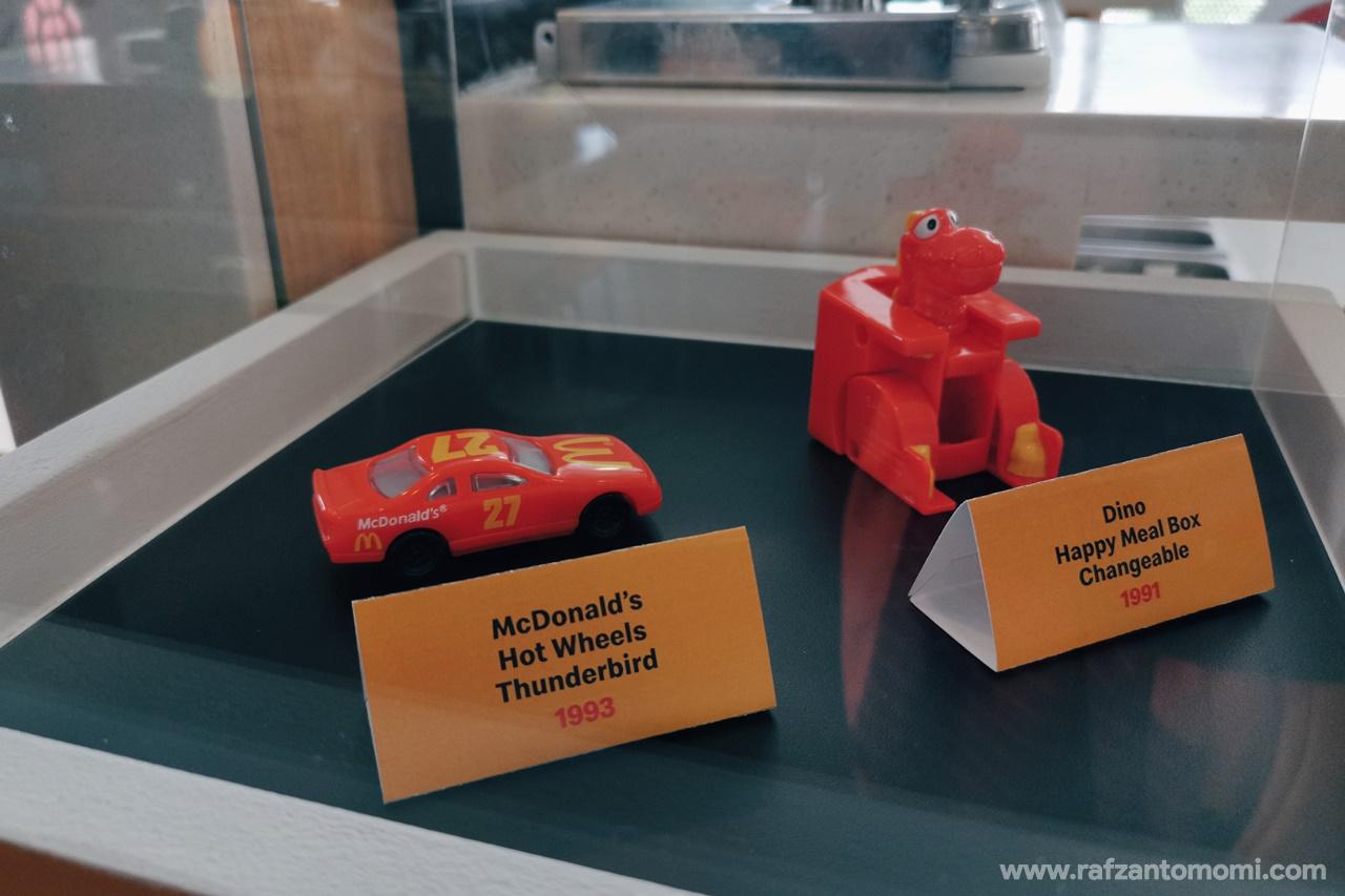 McDonalds Malaysia Sambut Ulangtahun Ke-40 Happy Meal