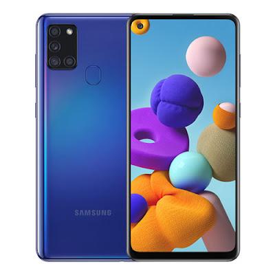 سعر و مواصفات هاتف Samsung Galaxy A21s