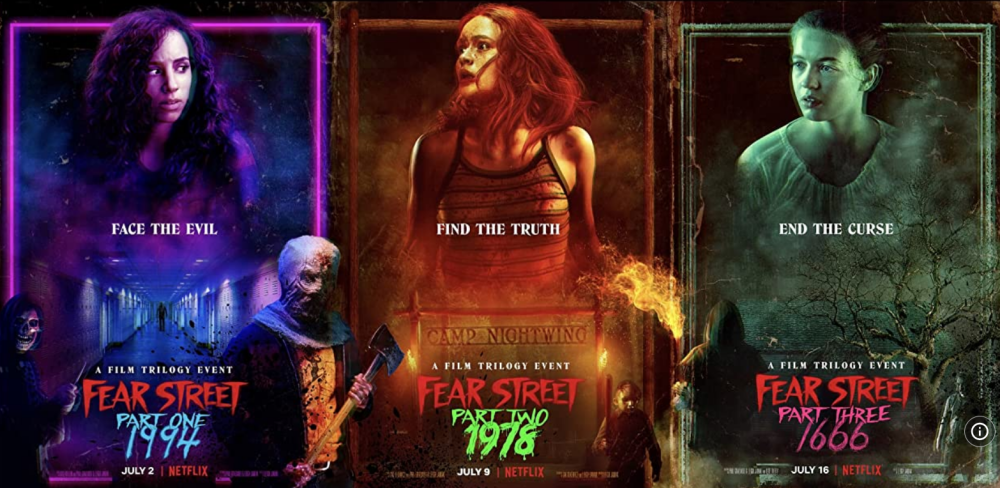 Fear Street Part Three 1666,Fear Street Trilogy,RL Stine,Horror,Crime,Mystery,Thriller,Netflix,Movie Review by Rawlins,Rawlins GLAM,Rawlins Lifestyle,